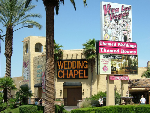 The Elvis Wedding Chapel