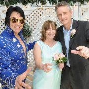 Elvis Gazebo Wedding Package