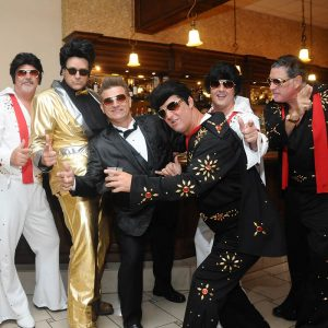 Sapphire Wedding Reception Las Vegas