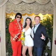 Now or Never Elvis Wedding
